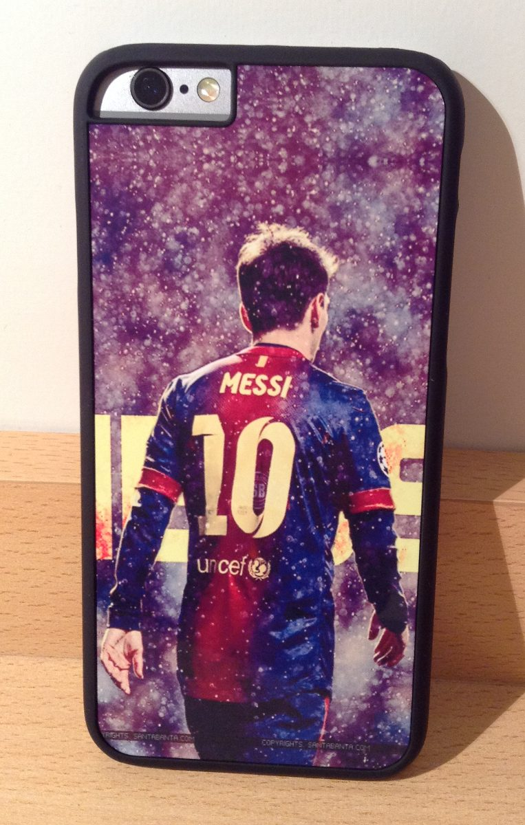 funda iphone 6 messi