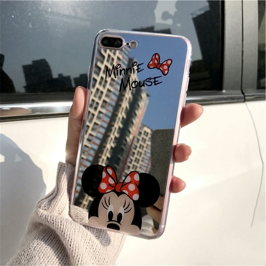 carcasas iphone 8 minnie