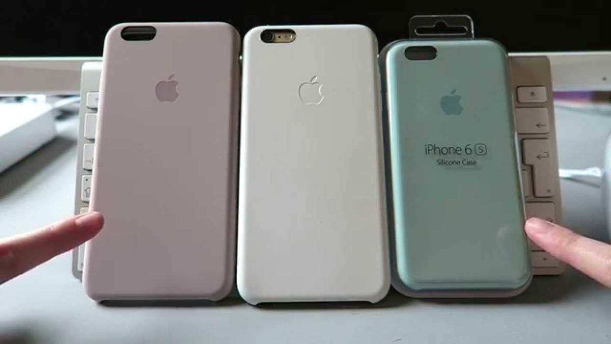 11d5dbc2cfd funda iphone 6 6s plus apple silicona silicone case original. Cargando zoom.
