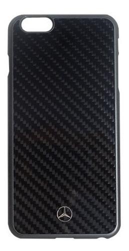 funda iphone 6 6s plus mercedes benz fibra de carbono