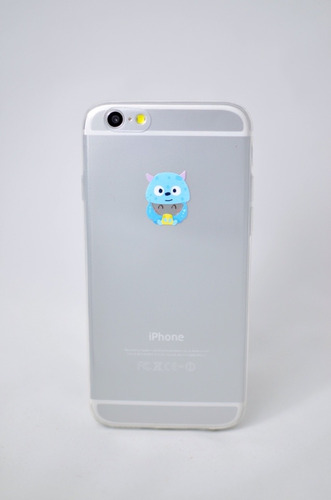 funda iphone 6, 6s sulley monsters inc