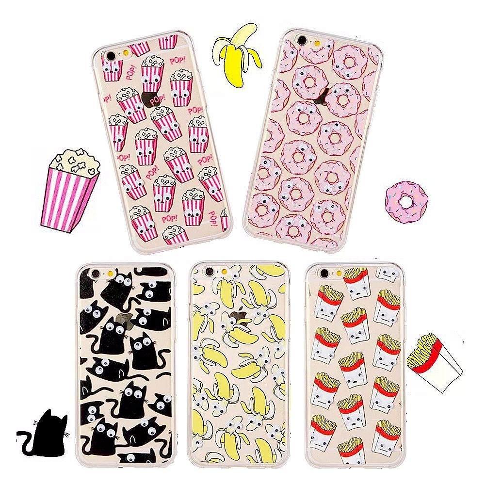f67bc3ad85e Funda iPhone 6 6s Tpu Diseño Relieve Ojos Locos + Templado - $ 179,99 en  Mercado Libre