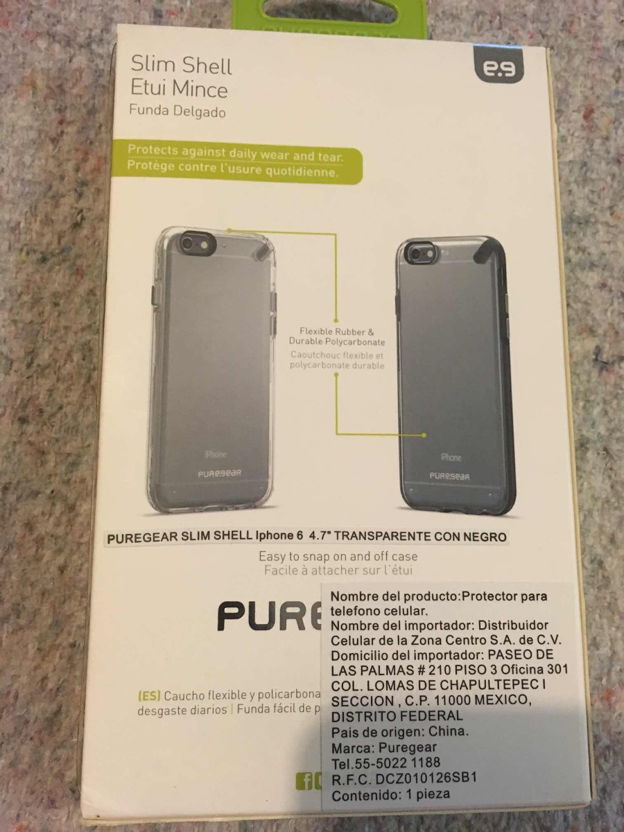 e8179a6a91b Funda iPhone 6 - $ 200.00 en Mercado Libre