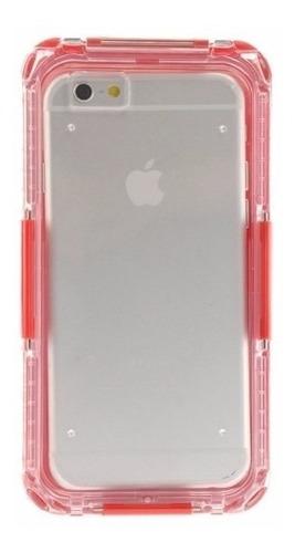 funda iphone 6 plus pvc ipx8 sumergible estanco