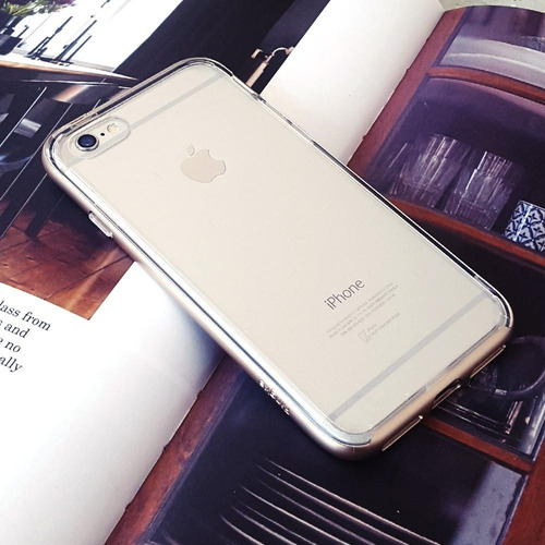 funda iphone 6 s ringke® bumper + vidrio templado de regalo!