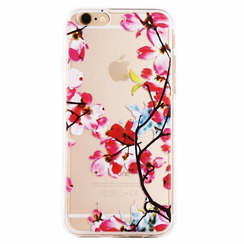carcasa iphone 6 flores