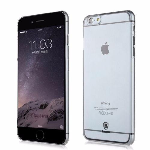 funda iphone 6 y 6s sky case crystal baseus envió gratis