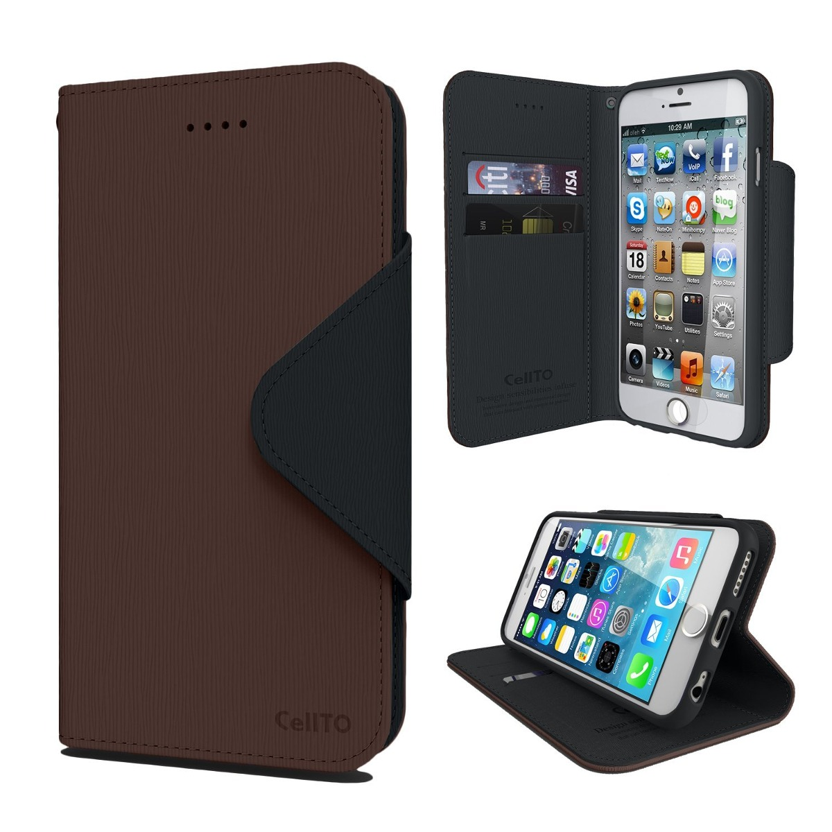 carcasa iphone 6s magnetica