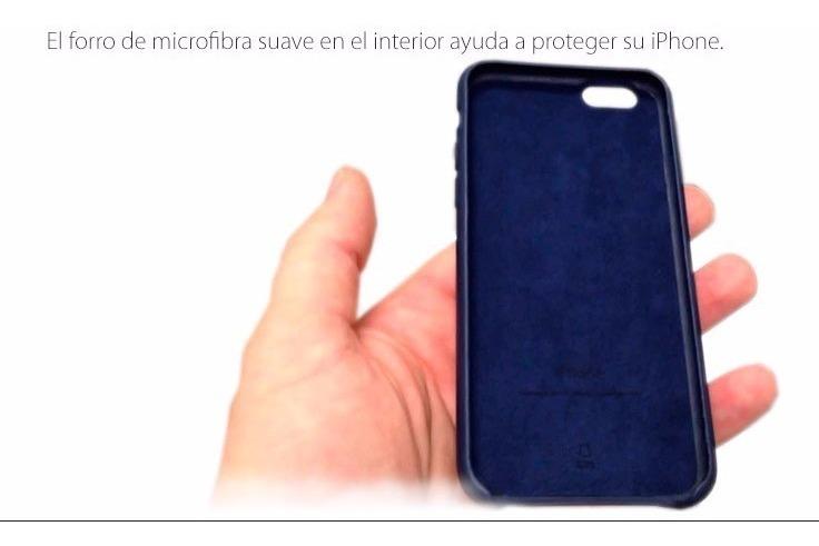 e19614b3c54 Funda iPhone 6s Leather Case Apple 4.7 Envio Gratis Msi - $ 499.00 ...
