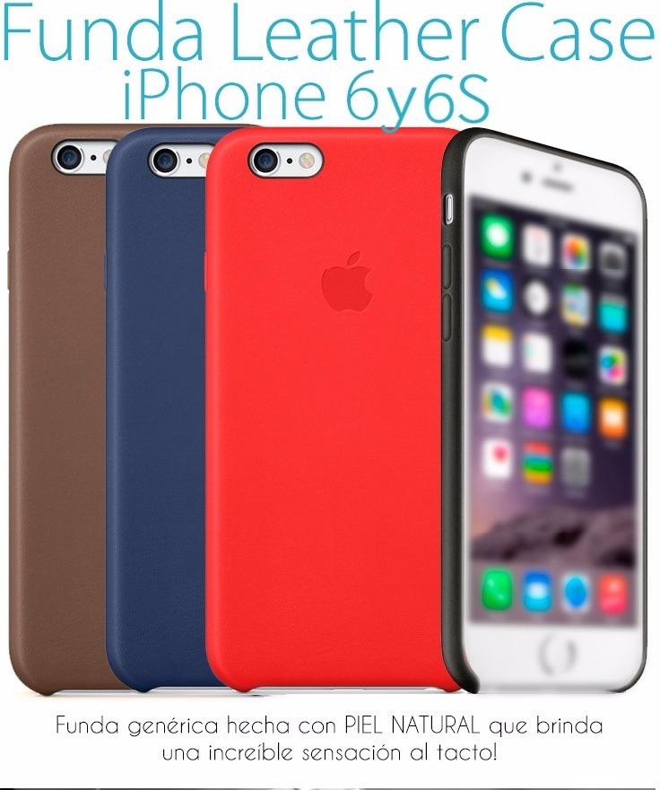b759e6a4a6b funda iphone 6s leather case apple 4.7 envio gratis msi. Cargando zoom.