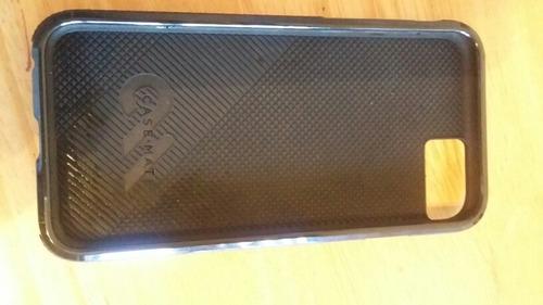 4c7e99cc688 funda iphone 6s - negro - case mate con soporte - como nueva. Cargando zoom.