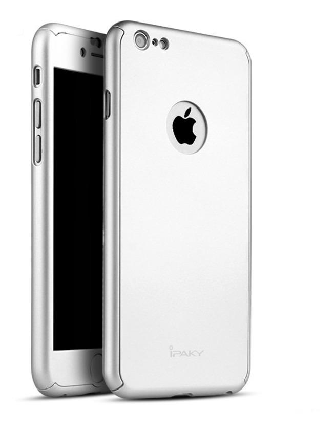 05af0ce799e funda iphone 6s plus 360 full cover cristal templado ipaky. Cargando zoom.