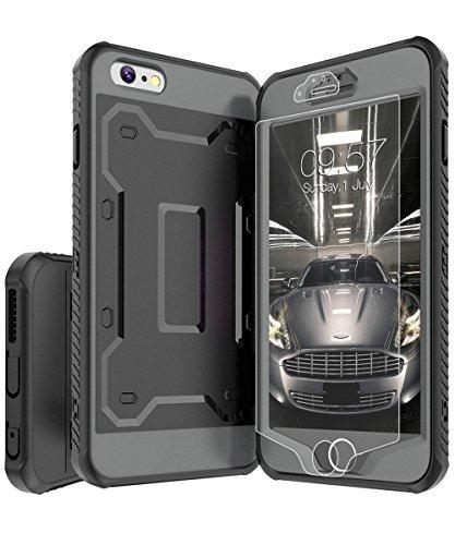 pretty nice 1f2b4 a950c Funda iPhone 6s Plus, Topsky Slim Fit Ultra