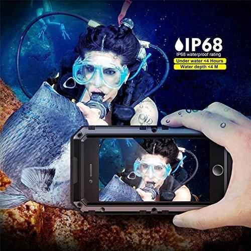 funda iphone 6s y funda 6 resistente al agua