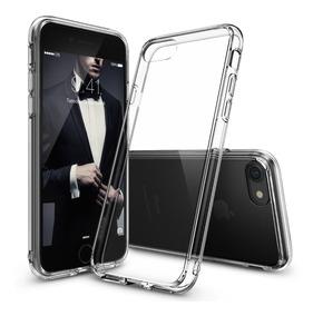 Funda iPhone Se 5 5s Clear Colores Vidrio Templado Gift - $ 99