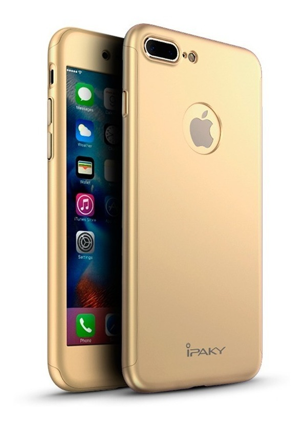 40c7492fcd6 funda iphone 7 8 plus 360 completa cristal templado ipaky. Cargando zoom.