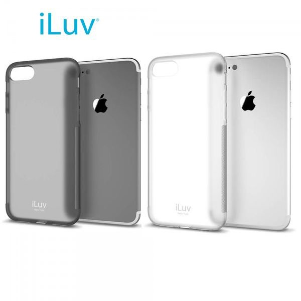 6c678f22583 Funda iPhone 7 8 Plus Iluv Tpu Transparente Fina Proteccion - $ 499 ...
