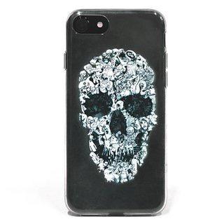 carcasa iphone 7 calavera