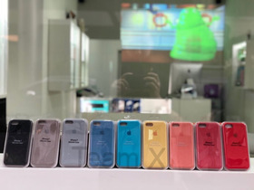 Funda iPhone 8 7 7plus Apple Original Silicona Soft SINOPSYSSHOP