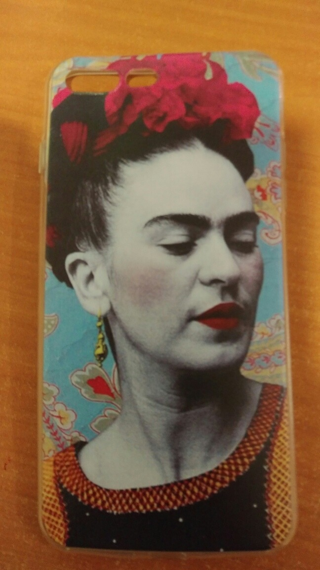 carcasa frida kahlo iphone 7