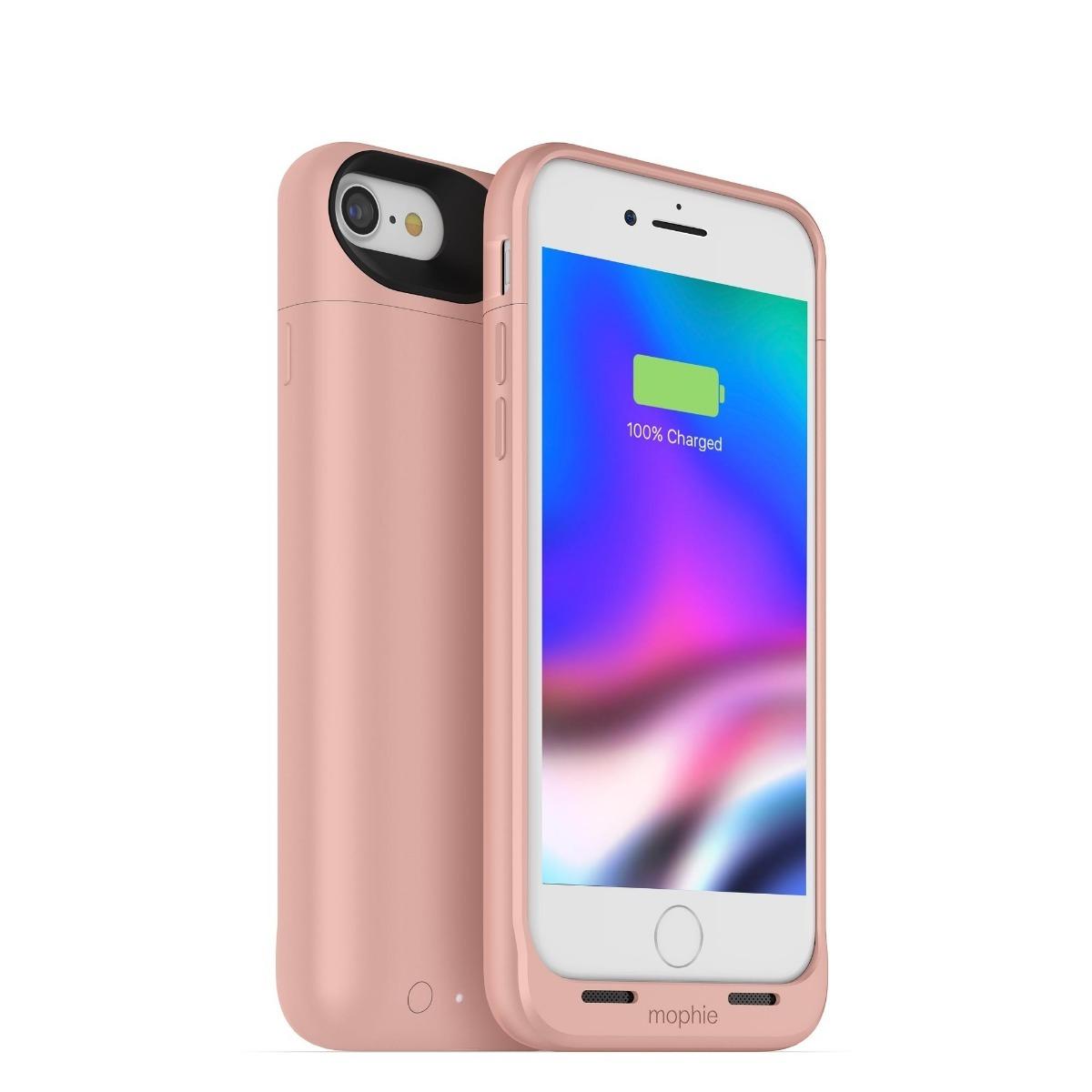 55369997535 Funda iPhone 7 Recargable Juice Pack Air Rosa - Mophie - $ 1,899.00 ...