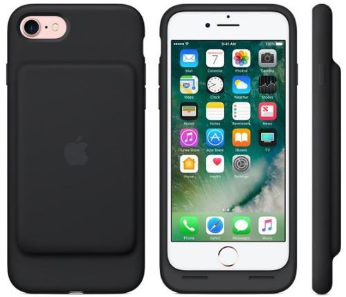 funda iphone 7 smart battery original 2365 mah apple  a166