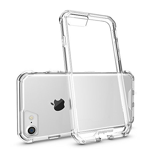 funda iphone 7 transparente, funda 8, transparente