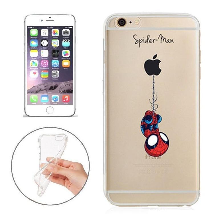 fundas iphone 7 spiderman