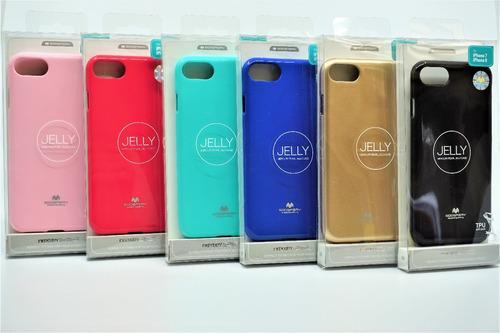 funda iphone 7/8 mercury goospery jelly case
