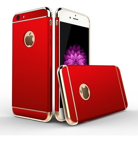 funda iphone 7/8/7 plus/8 plus/ x 3 en 1 case carcasa