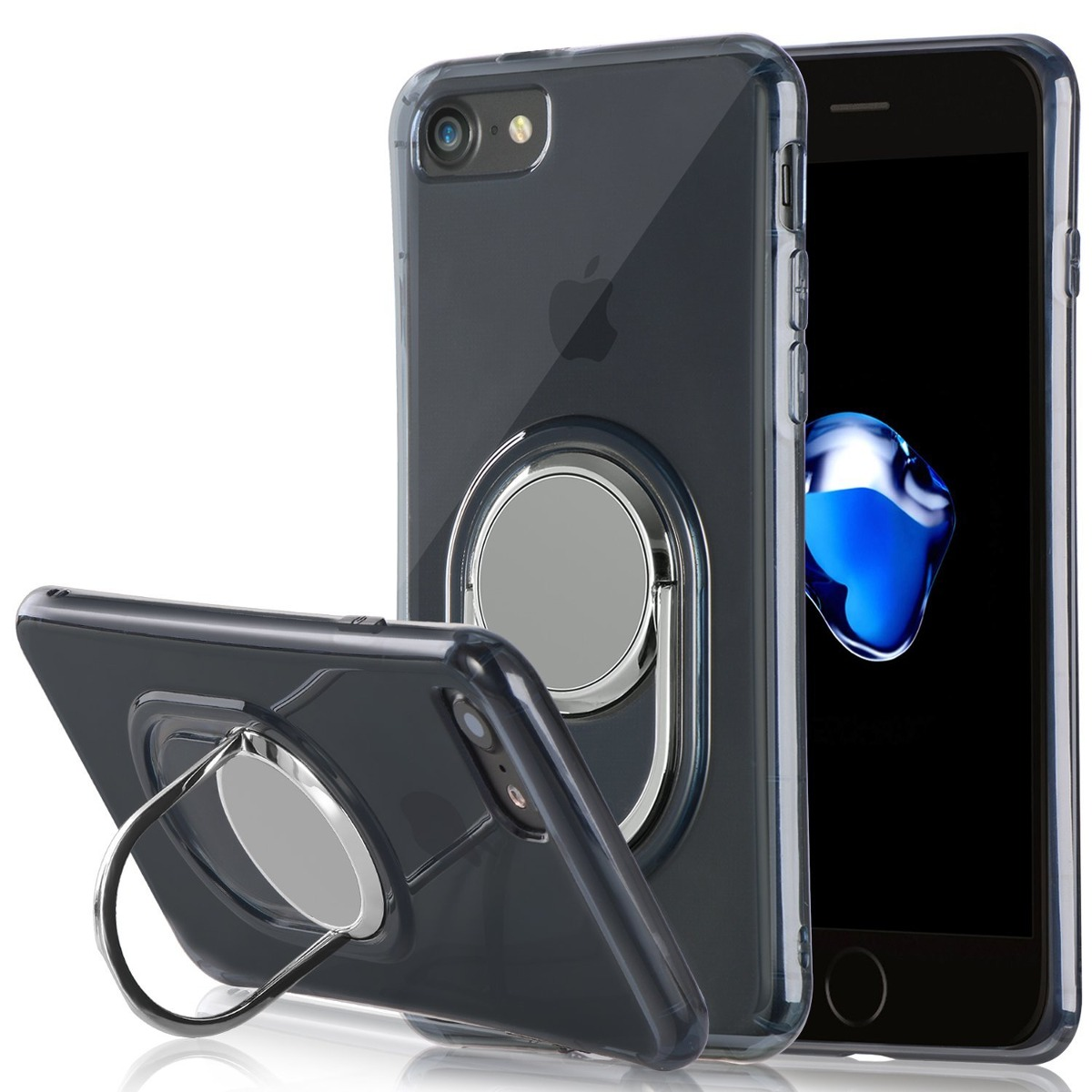 carcasa iphone 7 con anillo