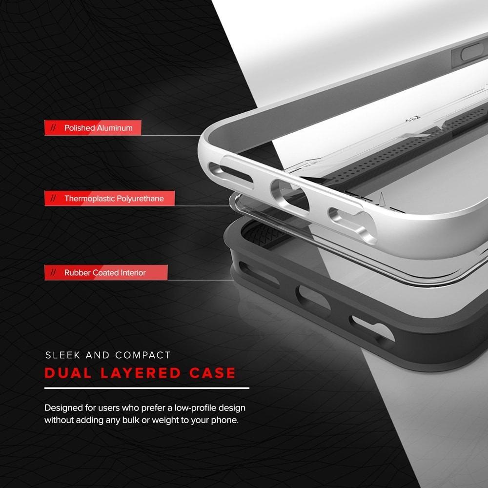 330739cb35b Funda iPhone 8 Plus 7 Plus 6s Plus 6 Plus Zizo Shock - $ 725,89 en ...