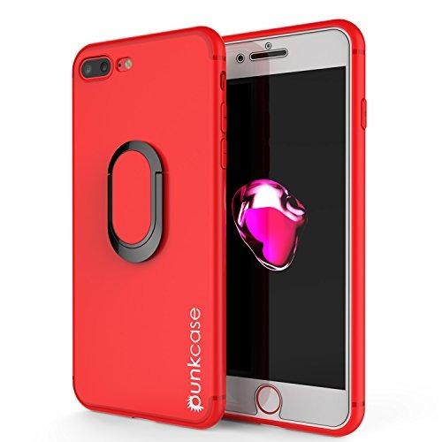 best loved 9af7e cf87d Funda iPhone 8 Plus, Punkcase Magnetix Funda Protectora Tpu ...
