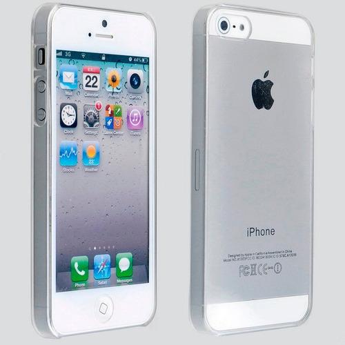 funda iphone acrilico