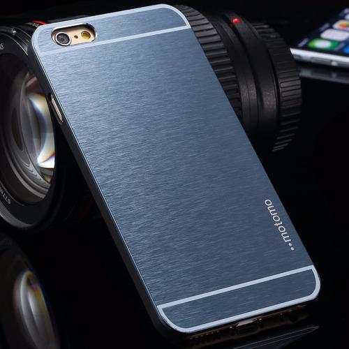 funda iphone aluminio