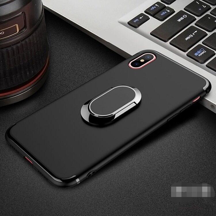 e1bdd164c51 Funda iPhone Anillo Metálico Súper Adherente Para Magnetico ...