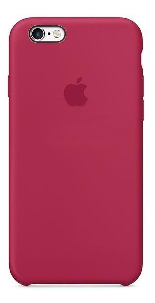 rose red funda iphone