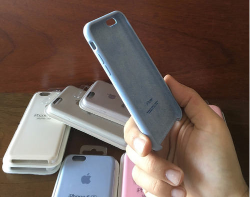 funda iphone silicona