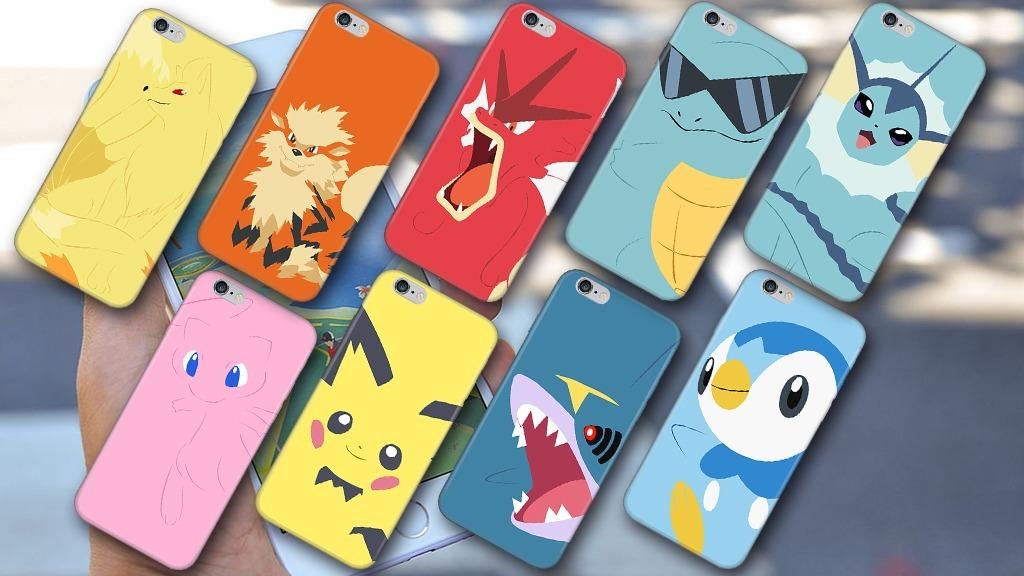 fundas iphone 6s pokemon