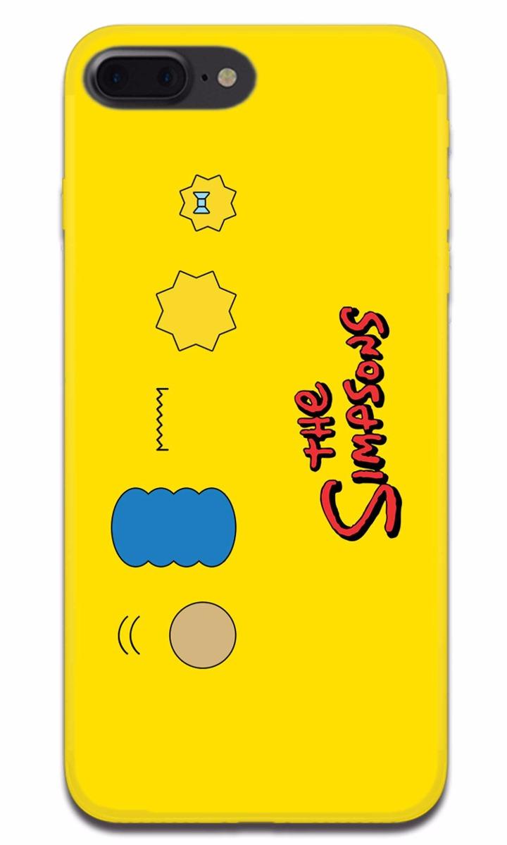 carcasa iphone x simpson