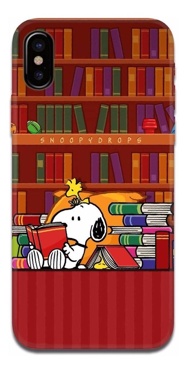 02ac2aab571 Funda iPhone X 10 8 6 6s 7 5 5s Se Plus Snoopy 6 - $ 269.00 en ...
