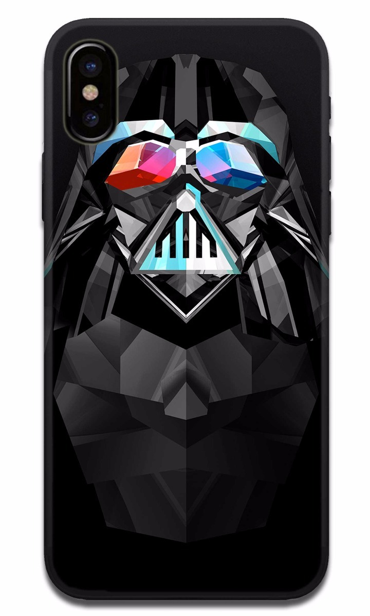 d8b04d17dc8 funda iphone x 8 6 6s 7 5s se plus star wars darth vader 12. Cargando zoom.