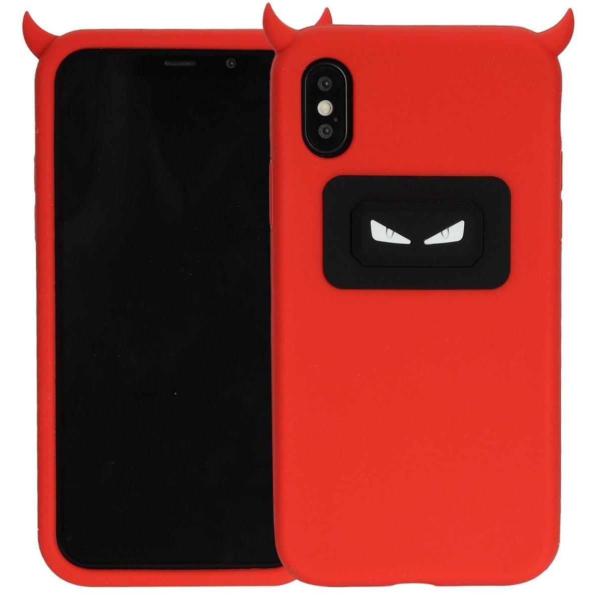 Funda Iphone X Phenix-color 3d De Dibujos Animados Lindo De - $ 889 ...