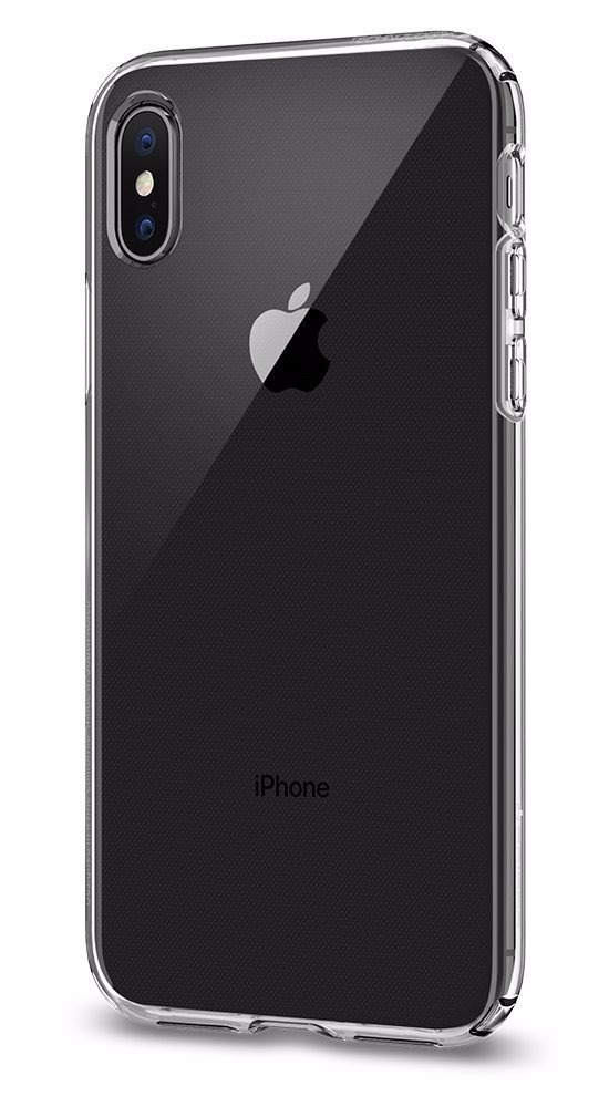 carcasa iphone x transparente
