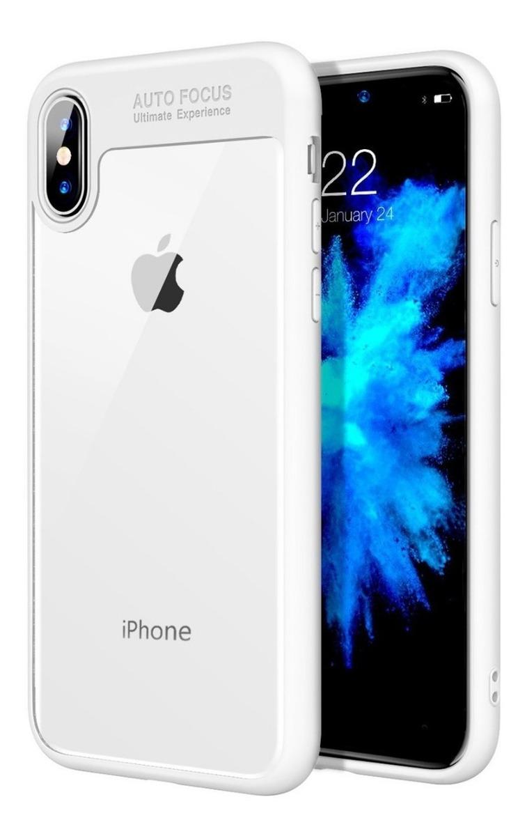 25468e7f4bf funda iphone x xs anti impacto lito ® + vidrio templado 9h. Cargando zoom.