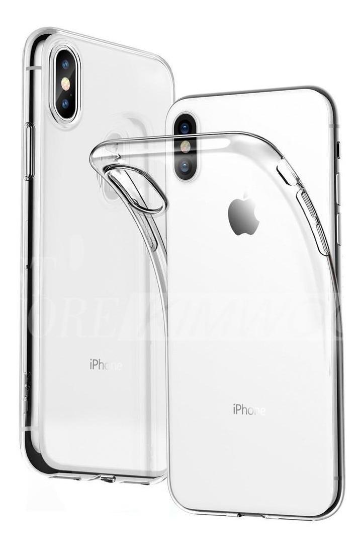 22313ca279f Funda iPhone X Xs Xr Xs Max Transparente Semirigida - $ 200,00 en ...