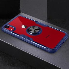 ca2e256e132 Funda iPhone Xr Magnetica Transparente De Uso Rudo 360