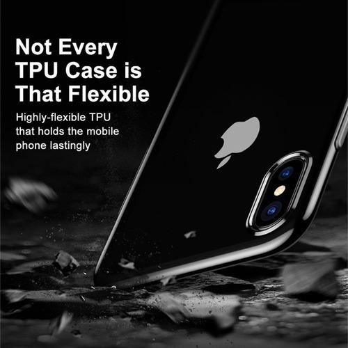 funda iphone xs iphone xr baseus tpu ultrafina flexible env#