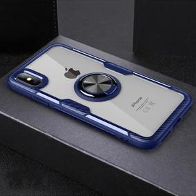 1ac077a8e93 Funda iPhone Xs Max Magnetica Transparente De Uso Rudo 360