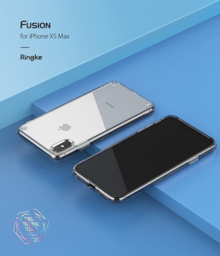 funda iphone xs max xs xr ringke fusion original anti impact